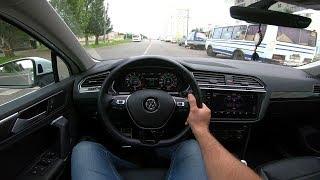 2018 Volkswagen Tiguan Pov Test Drive
