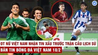 VN Sports 18/2 | NÓNG: Iraq đơn phương hủy đá với VN, Văn Hậu tỏa sáng giúp Heerenveen chiến thắng