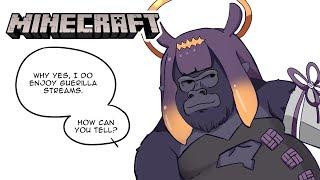 【Minecraft】 Hey