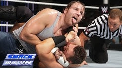 Dean Ambrose vs. The Miz: SmackDown, Sept. 26, 2014