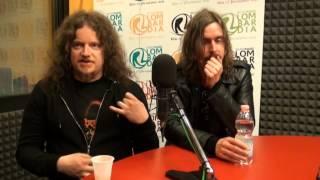 Opeth - interview @Linea Rock
