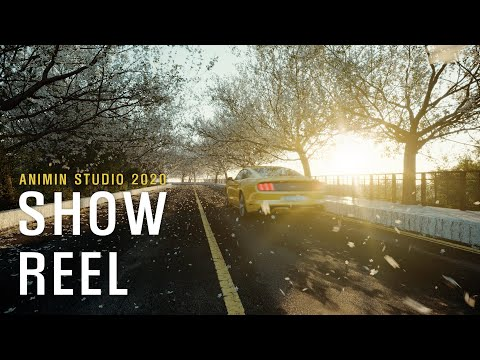 Architectural CGI 3D Animation Showreel 2020
