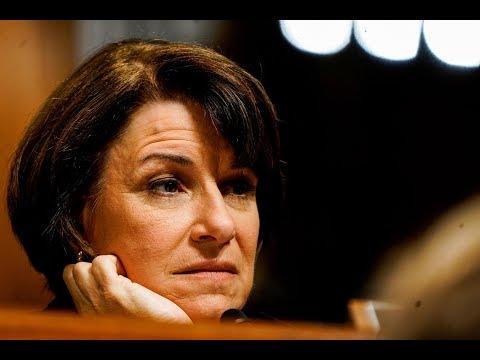 Klobuchar 'very concerned' about Barr's independence in light of Mueller memo