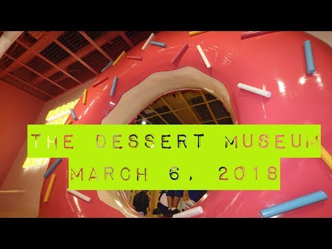 The Dessert Museum in S Maison Mall, Philippines - walk-through video