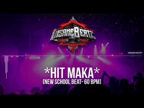 (FREE) New School Rap Beat / Trap Piano Instrumental 2018 - ► HIT MAKA ◄ - Prod by InsaneBeatz