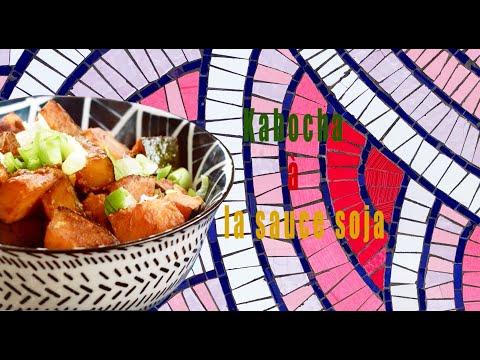recette-végétarienne-d'automne-en-1-seule-étape/kabocha-à-la-sauce-soja-#laviedansunbol-#végétarien