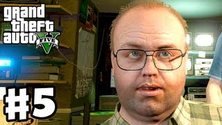 Grand Theft Auto 5 - Gameplay Walkthrough Part 5 - Life Invader (GTA 5, Xbox 360, PS3)