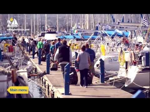 Sailing Holidays Feature Video - Flotilla Holidays in Greece - Flotilla Sailing