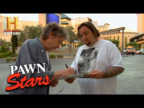 Remember When Bob Dylan Was on Pawn Stars?