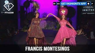 Madrid Fashion Week Spring Summer 2018 - Francis Montesinos | FashionTV