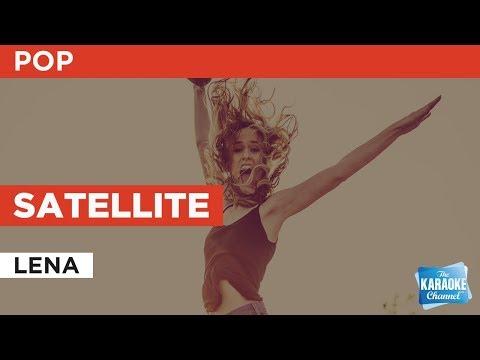 Satellite in the style of Lena | Karaoke with Lyrics