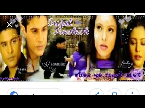 Kashish sujal first meet happy bg music