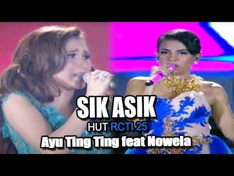 Ayu Ting Ting feat Nowela - Sik Asik [HUT RCTI 25]