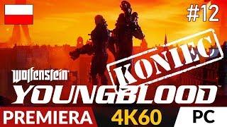 Wolfenstein Youngblood PL z Arlinką  odc.12 (#12 Koniec gry)  Zakończenie   Gameplay po polsku