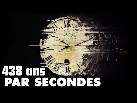 438 ans chaque seconde. Le calendrier cosmique de Carl Sagan