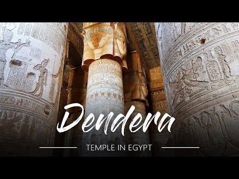 Dendera - Temple of Hathor ✈ Egypt 2018 (HD)