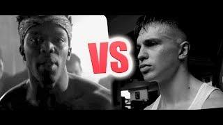 KSI vs Joe Weller RAP BATTLE FIGHT! (Official Music Video)