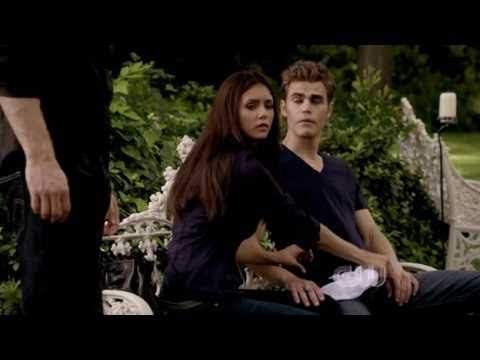 the vampire diaries the return 2x01 elena stefan damon youtube. Black Bedroom Furniture Sets. Home Design Ideas