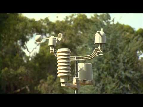 The Garden Gurus - Setting up Weather Stations