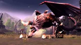 RaiderZ Online: Chimera Boss Monster Mp3