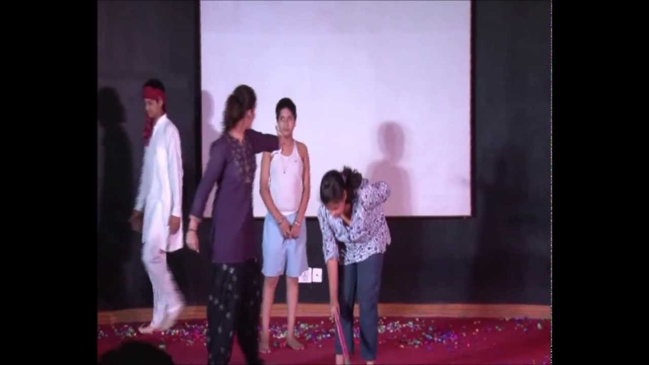 Social Issues - A Play on Child Labour - The Gurukul, Panchkula
