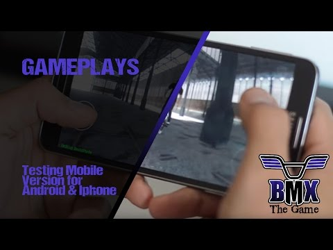BMX The Game : Testing Mobile Version for Android & Iphone