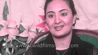 Jaspinder Narula talks about her brother Micky Narula: Archive Footage