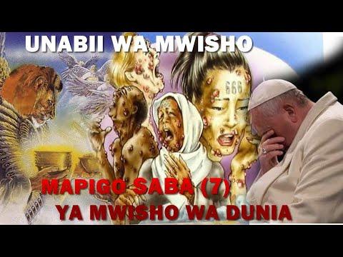 Download UNABII:MAPIGO SABA YA MWISHO WA DUNIA |666|MNYAMA |WATU WAMTUKANA MUNGU BADALA YA KUTUBU |UFUNUO 16