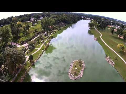 Drone Terrace Park Sioux Falls