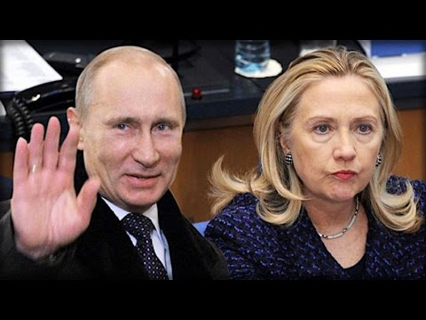 BREAKING: RUSSIA ENDORSES HILLARY FOR PRESIDENT! THE REASON WHY WILL SHOCK YOU