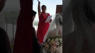 Jo Mallel Borgo Divino  Ceremonie Barbara et Ennsio   Speach  Sandra 4th August 2018