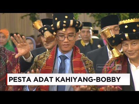 Lucu! Gibran Manortor di Depan Kahiyang - Bobby