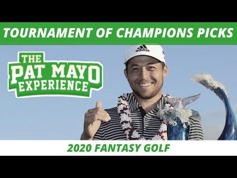 Fantasy Golf Picks - 2020 Tournament Of Champions Picks, Predictions, Preview