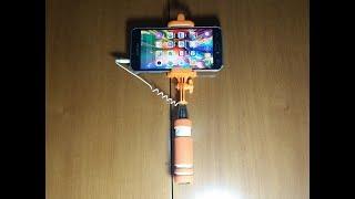Samsung Galaxy J3 palo selfie hacer fotos y grabar vídeos. Remote control Samsung Galaxy J3