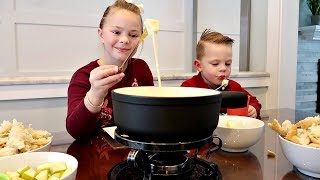 How to FONDUE