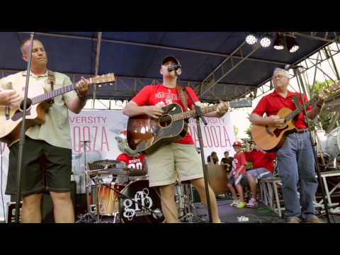 Packapalooza 2013: Scotty McCreery, coach Dave Doeren and Chancellor Randy Woodson