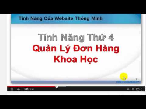 Marketing online | Hướng dẫn làm video marketing online