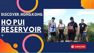Ho Pui Reservoir Family Walk Vlog 2  By: Alonzo With Friends