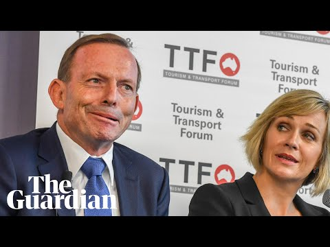 Tony Abbott backflips on Paris deal because 'emissions obsession' is over