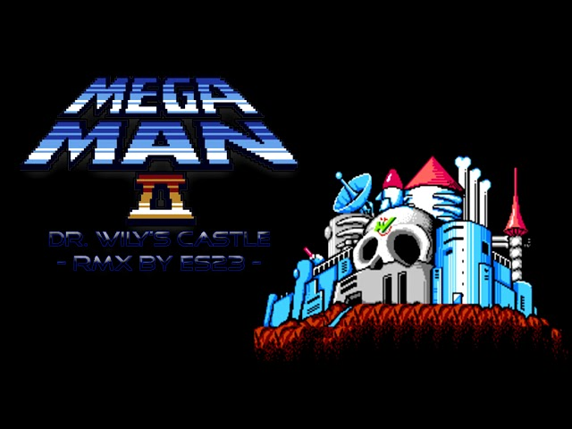MEGAMAN 2 Dr Wilys Castle | REMIX by ES23 | Electro Mix