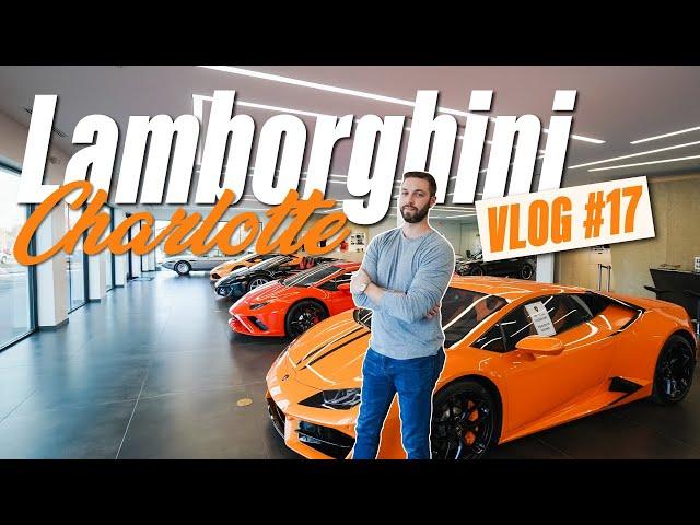 Charlotte Lamborghini | VLOG #17