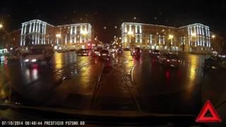 Тверь. ДТП на площади Терешковой