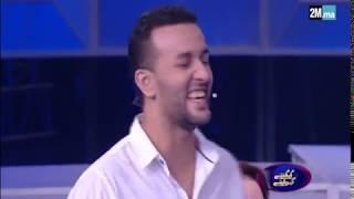 العربي امغران ينسجم مع فرقة