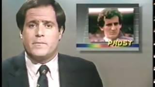 Auto Racing   1985   Highlights With Chris Berman + Gayle Gardner + Lou Palmer
