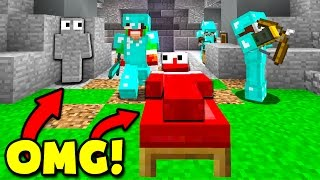 IMPOSSIBLE MINECRAFT CAMO TROLLING CHALLENGE! (Minecraft Trolling)