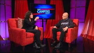 Kathy Troccoli Interview With Tony Campolo - Rlc Tv