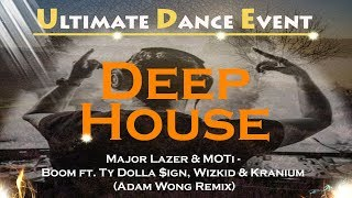 Major Lazer & MOTi - Boom ft. Ty Dolla $ign, Wizkid & Kranium (Adam Wong Remix)