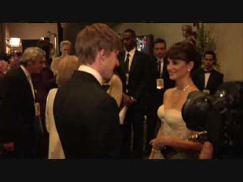Best Actors Oscar Winners 2009 -Sean Penn- Penelope Cruz- Kate Winslet-