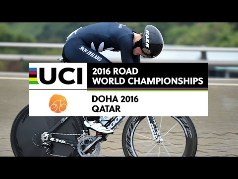Men Juniors Individual Time Trial - 2016 UCI Road World Championships / Doha (QAT)