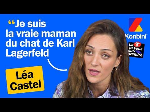 Youtube: 6 choses que vous ne saviez pas sur Léa Castel | Konbini